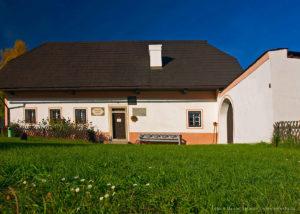 Rodný dům A.Stiftera