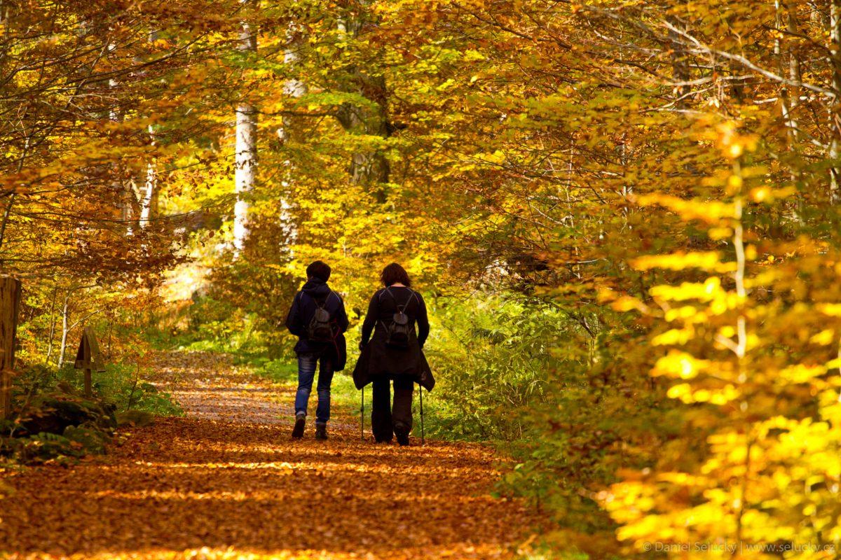 Zvýhodněné podzimní pobyty s grilováním