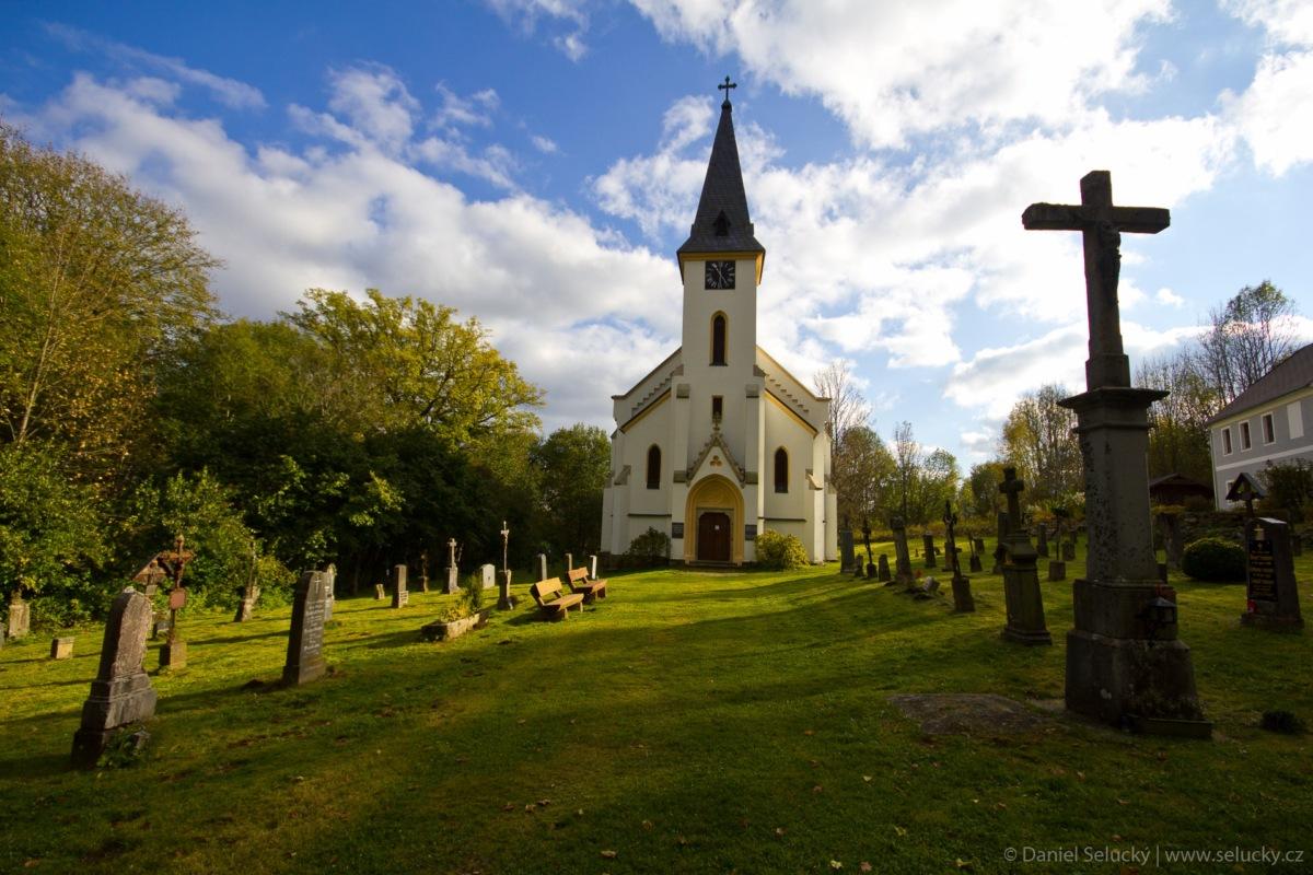 Kostel Zadní Zvonková